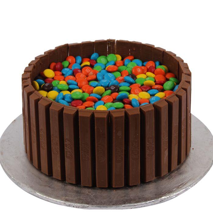 KitKat Cake From Sacha's Bakery
