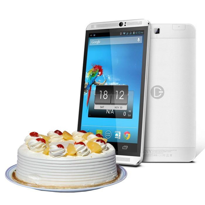 Cake With Dany Tab G5