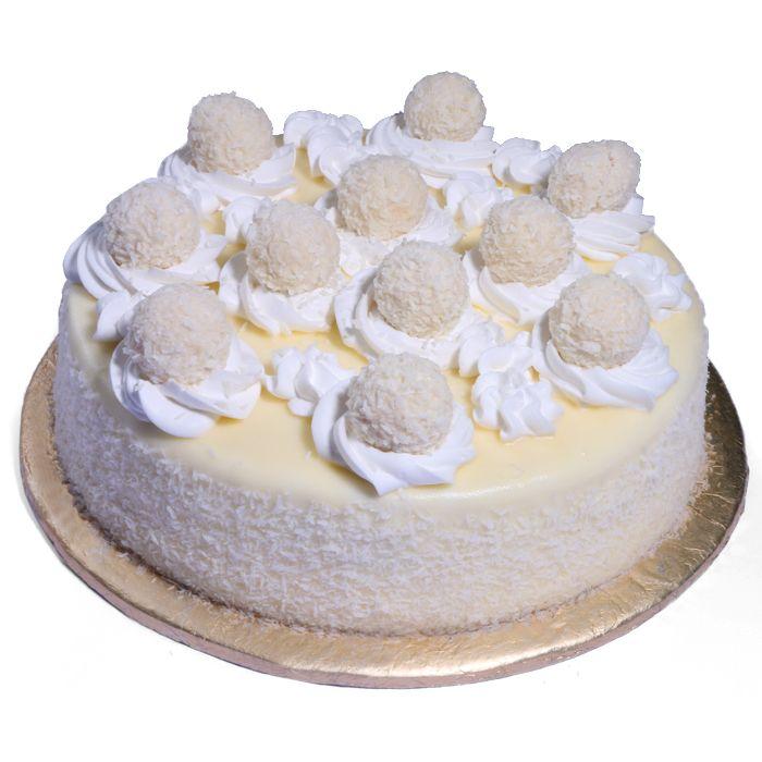 Raffaello Cake From Donutz Gonutz Bakery