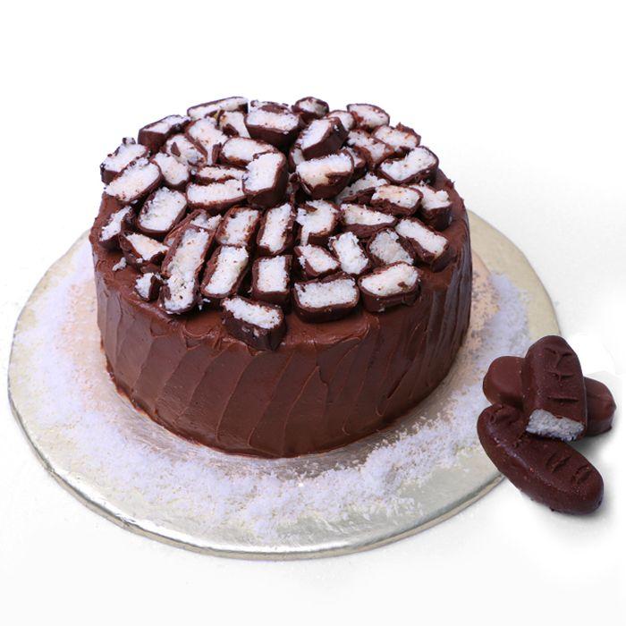 Bounty Cake From Donutz Gonutz Bakery
