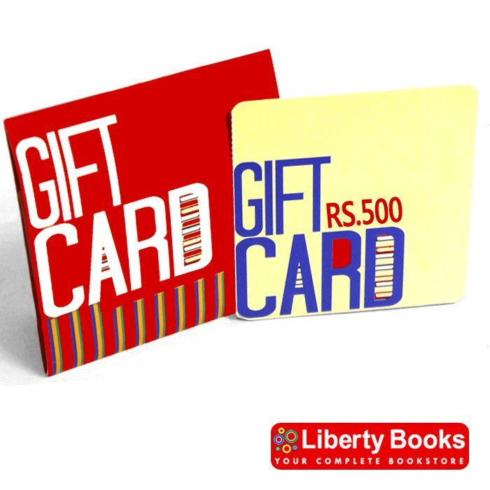 Liberty Gift Card