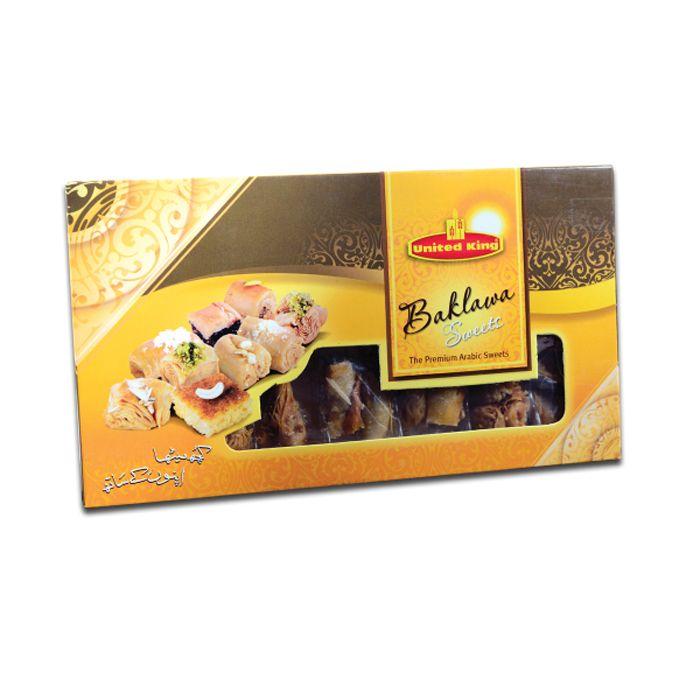 Baqlawa Mithai Box 500g