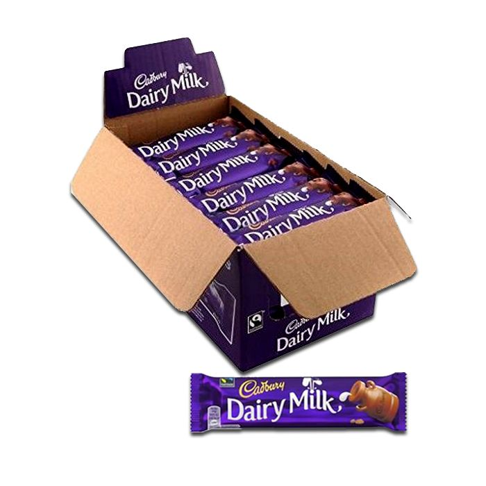Cadbury Dairy Milk Chocolate Bars