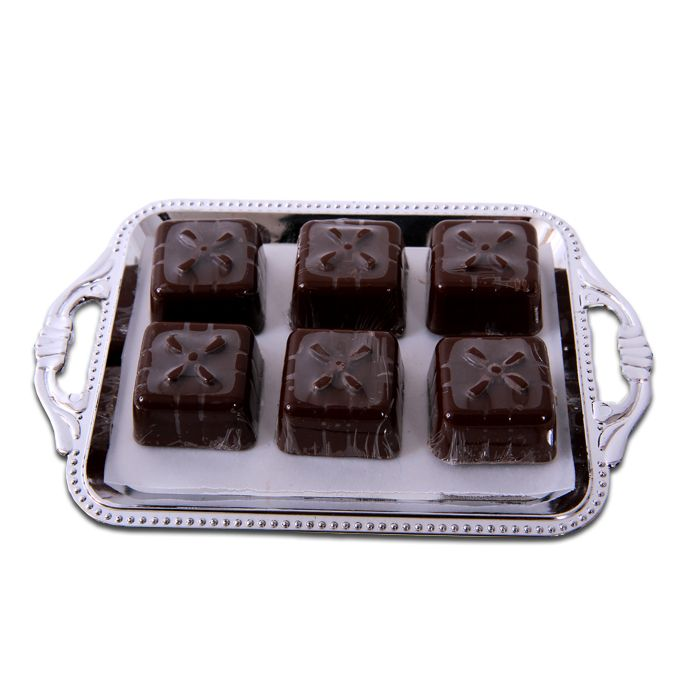 Chocolates in a Tray