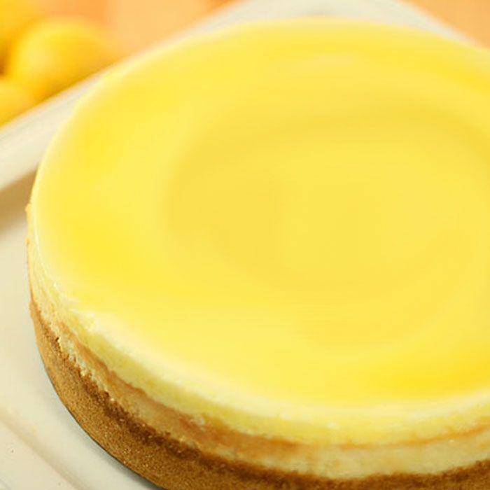 Lemon Cheese Cake from Hobnob Bakery