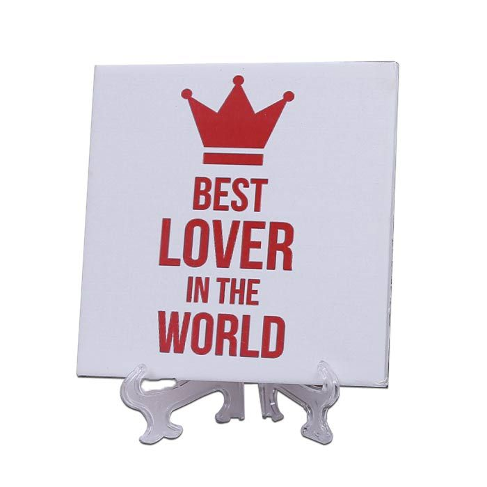 Best Lover In The World