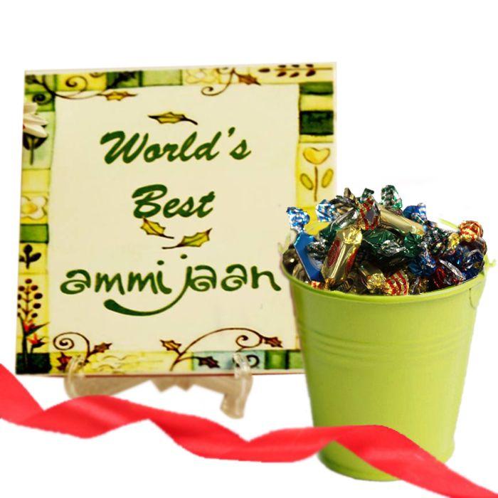 World Best Ammi Jaan Tile with Sweet Delights
