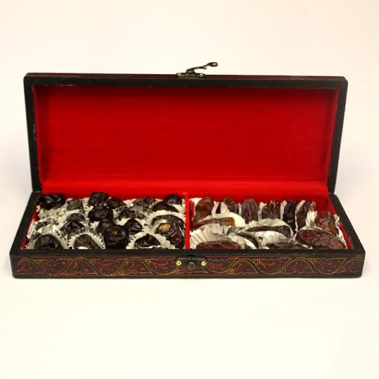 Premium Imported Quality Dates Box (400 Gms)