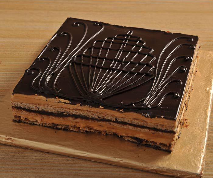 Opera Cake 2LBS Cake