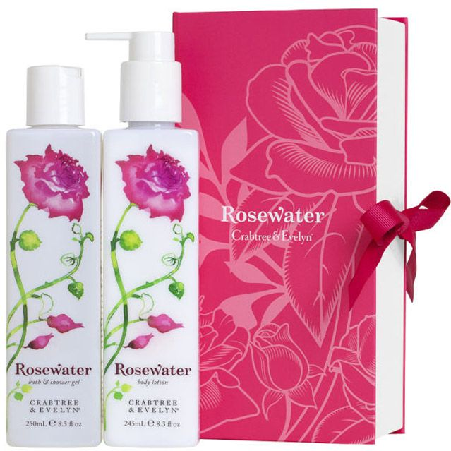 Rosewater Perfect Pair