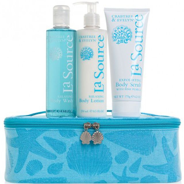 La Source Spa Train Case