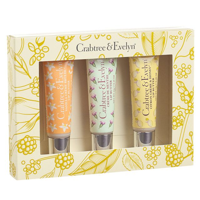 Lip Butter Trio