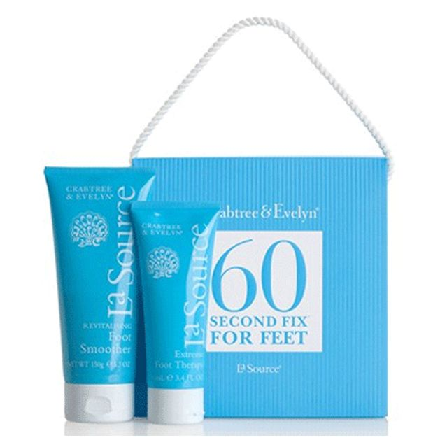 La Source 60 Second Fix Kit For Feet