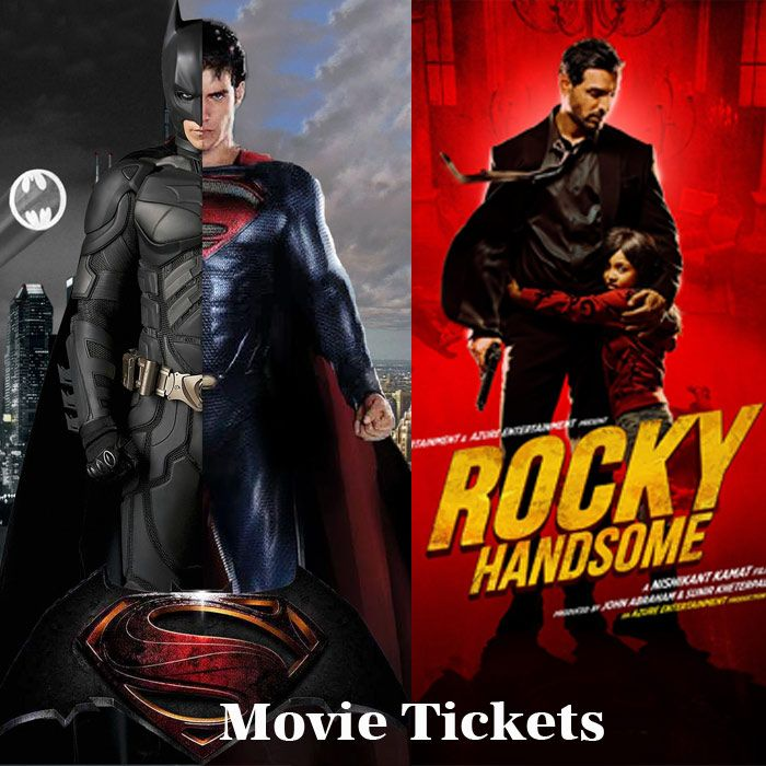Movie Tickets Of Nueplex(2D)