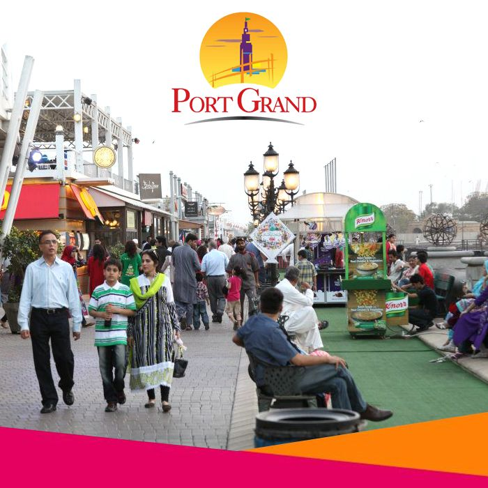 Day out at Port Grand (Deal 1)