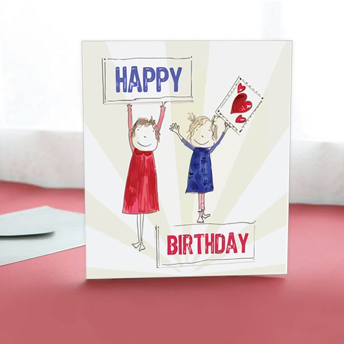 Greetings on Birthday