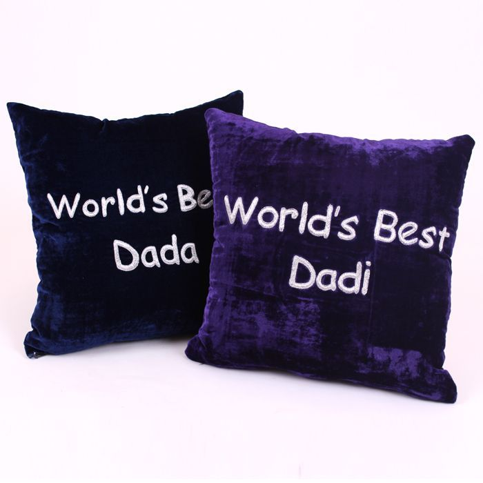 A Couple of Cushions