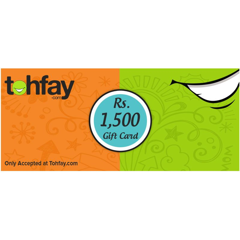 Tohfay Gift Cards