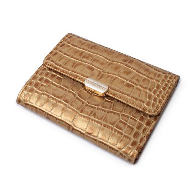 Trifold Ladies  wallet by Jafferjee's