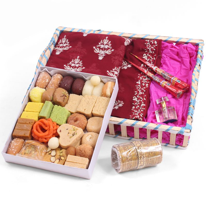 Royal Eid Gift Basket
