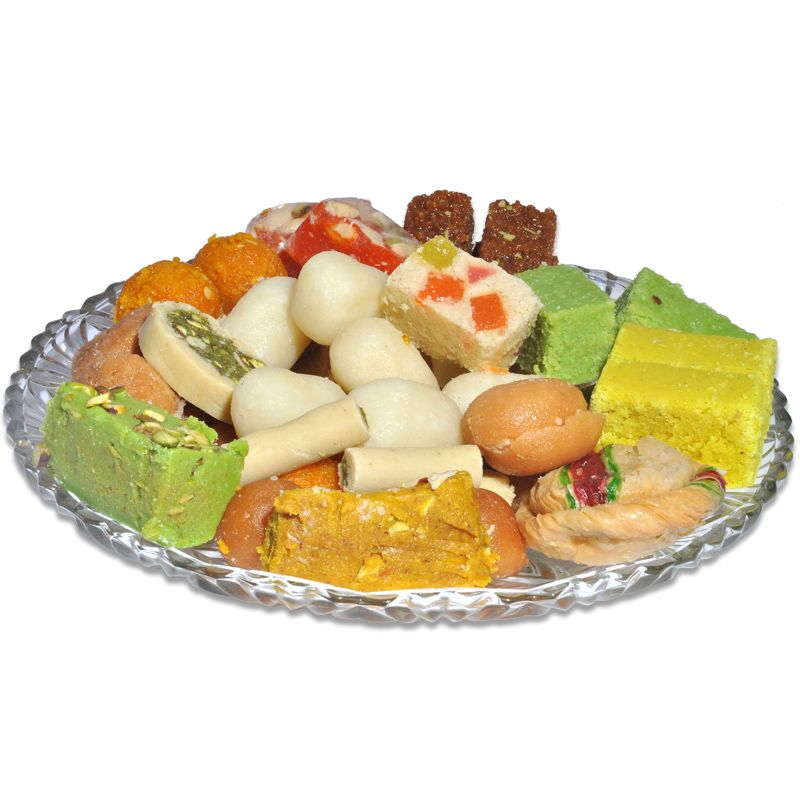 Pick Your Choice of Mithai