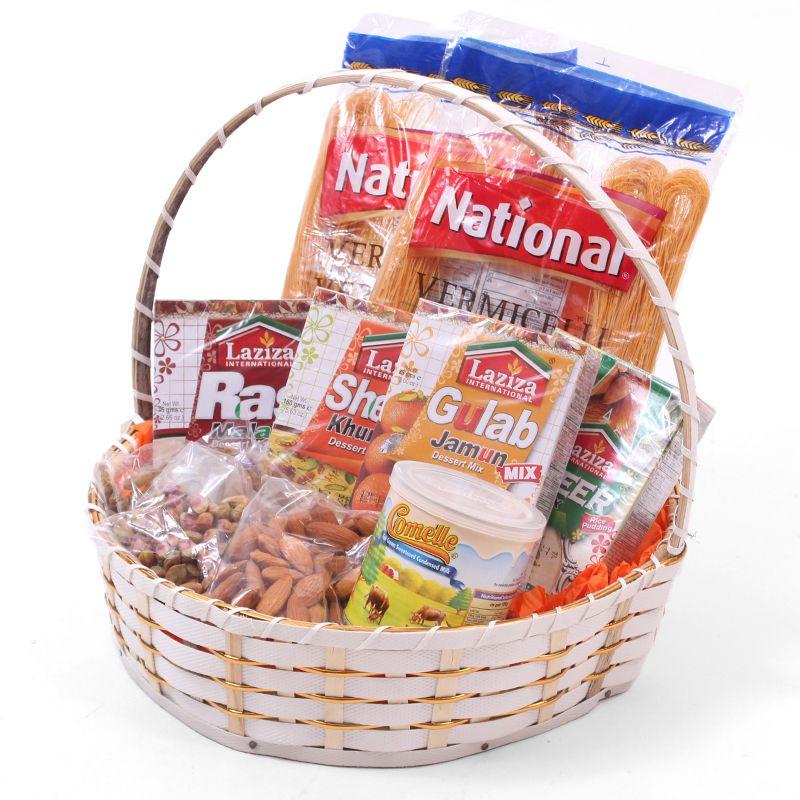 Sweet Eid Gift Basket