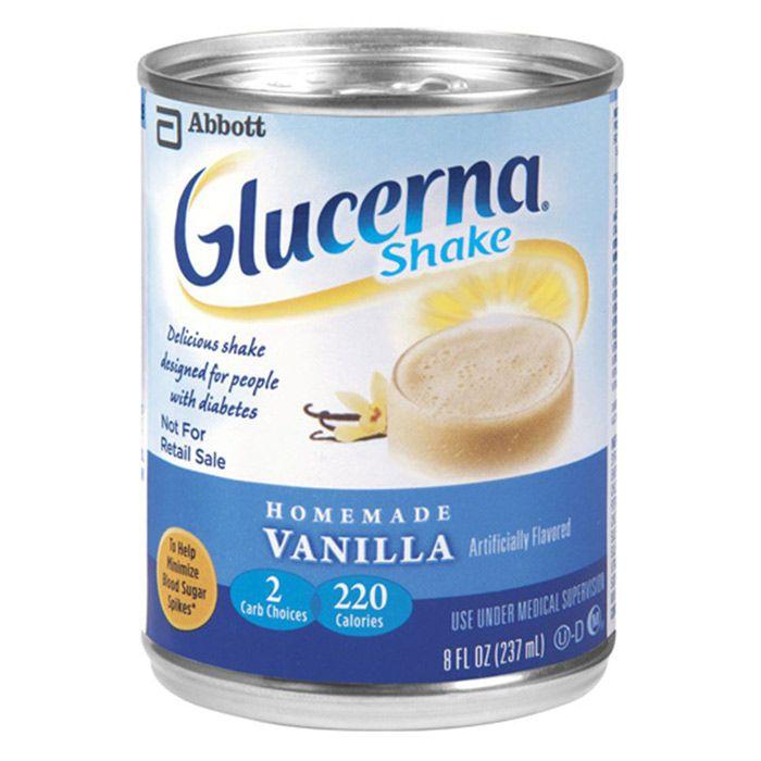 Glucerna Abbott (Nutritional Suplement)