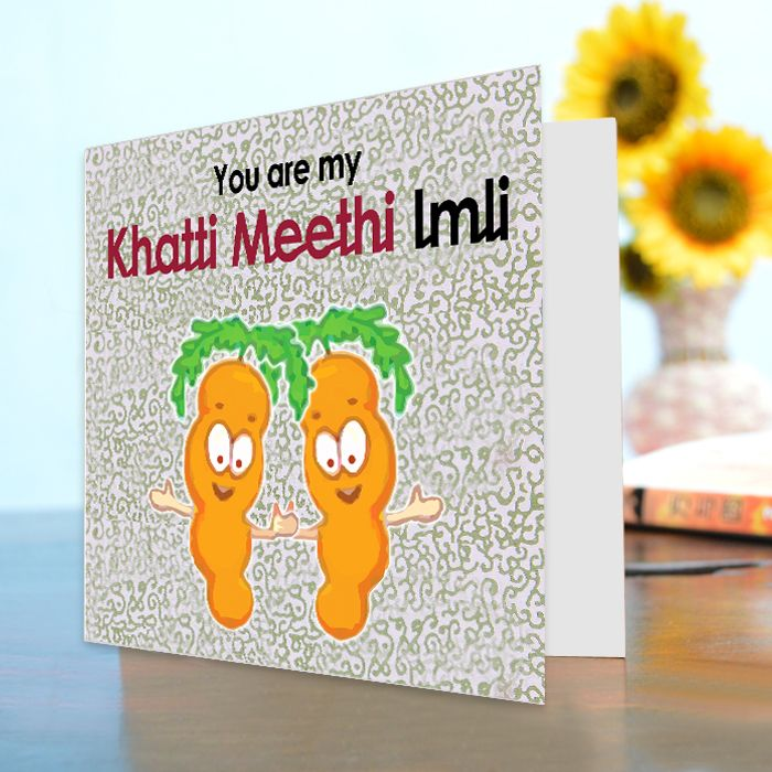 You're My Khatti Meethi Imli