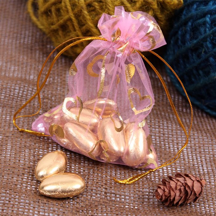 Net Wedding Favour Pouch