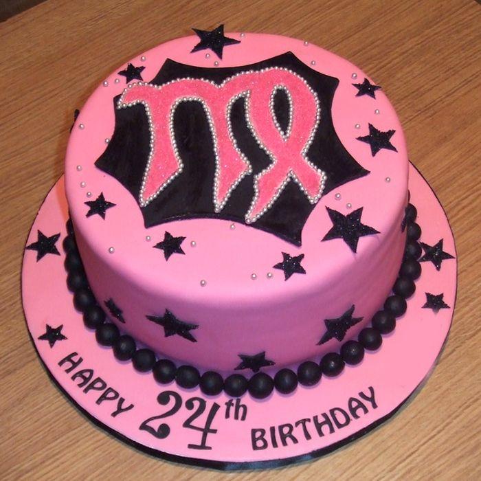 Virgo Zodiac Cake