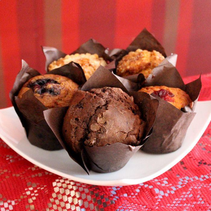 Assorted Muffins (5 Pcs)