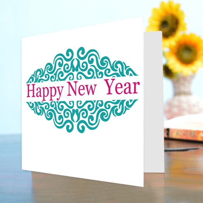 Happy New Year Card (2)