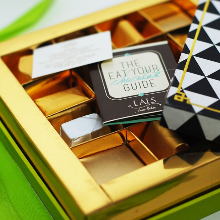 Lals Chequered Chocolate Box (16 Pcs)