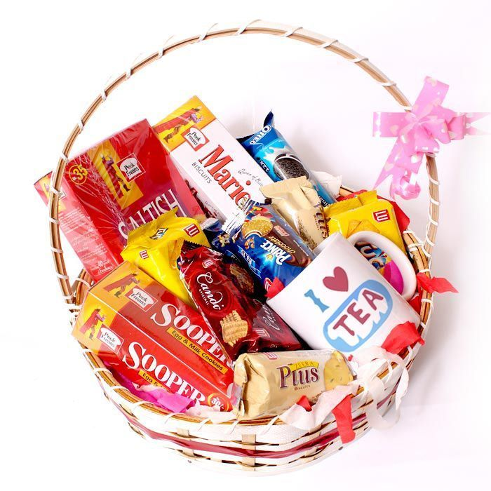 Ultimate Snack Fun Gift Basket