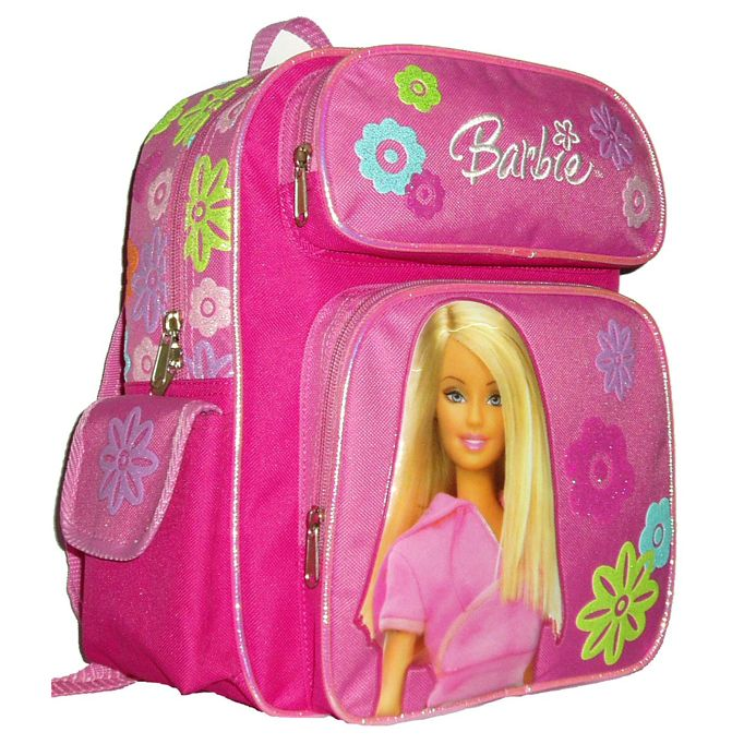 Barbie School Bag Medium
