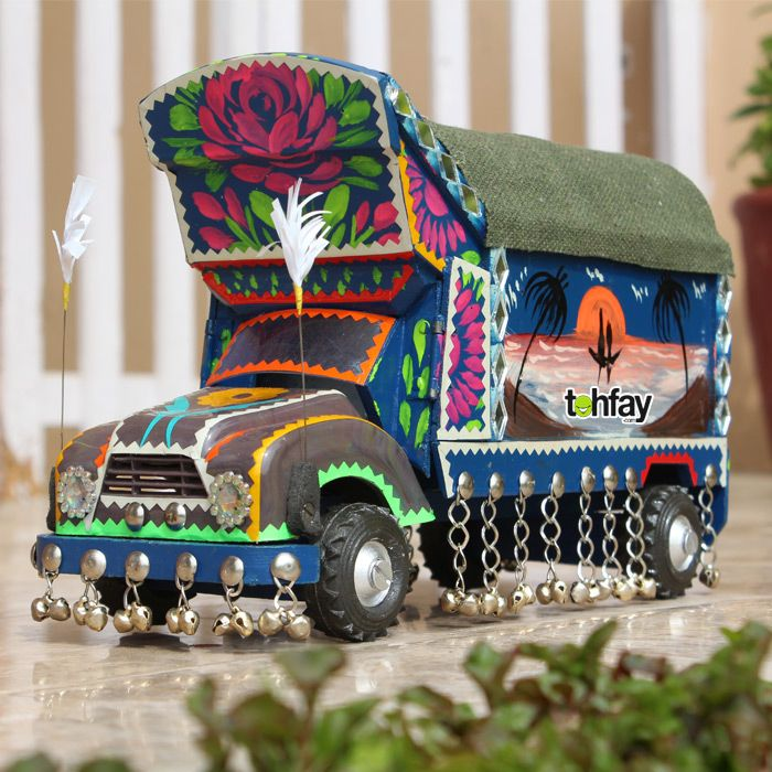 Pakistani Miniature Truck