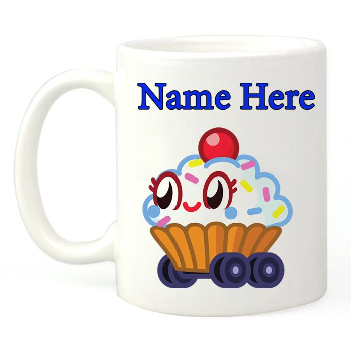 Customized Cuppy Cake Mug