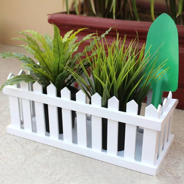 Blooming Garden Artificial Plants