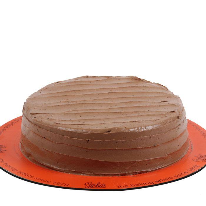 Malt Cake From Sacha's Bakery