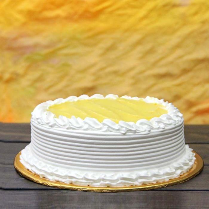 Pineapple Cake From Sacha's Bakery