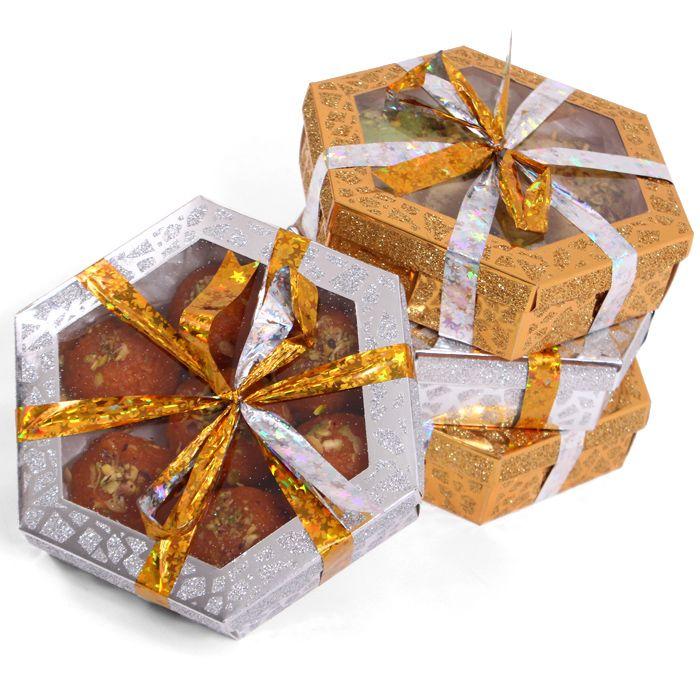 Pick Your Choice Of Mithai Box