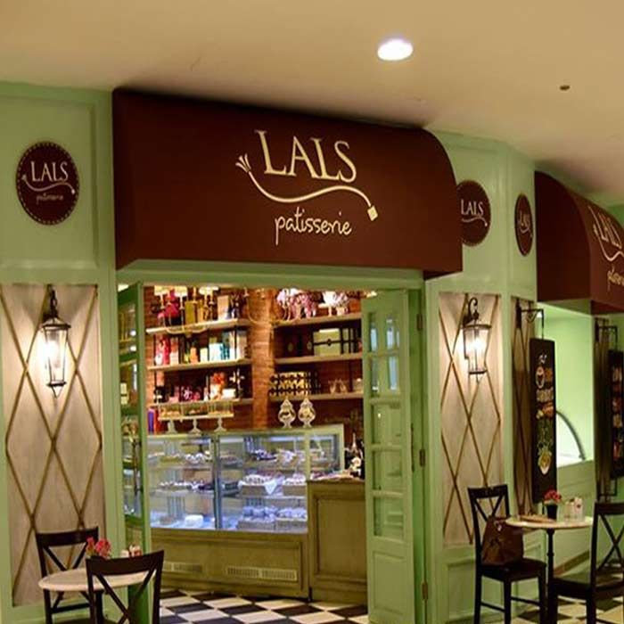 Hi-Tea at LALS Cafe