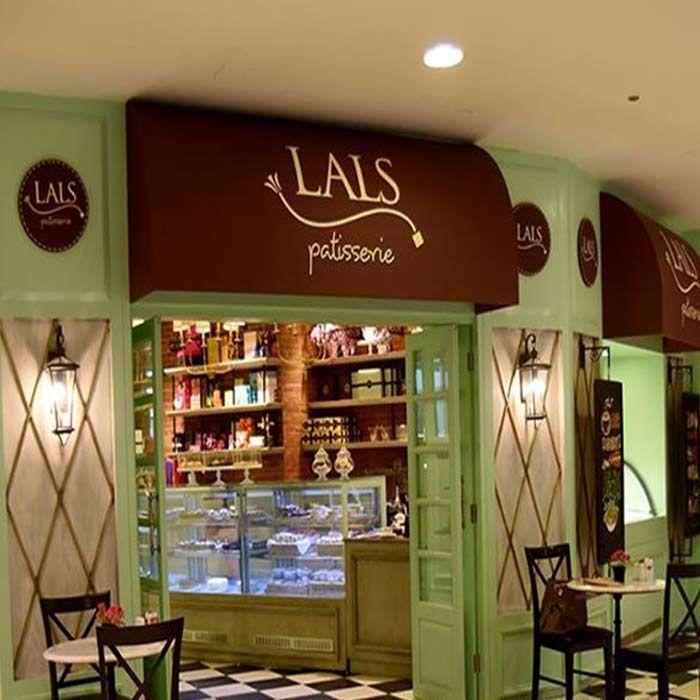 Hi-Tea at LALS Cafe