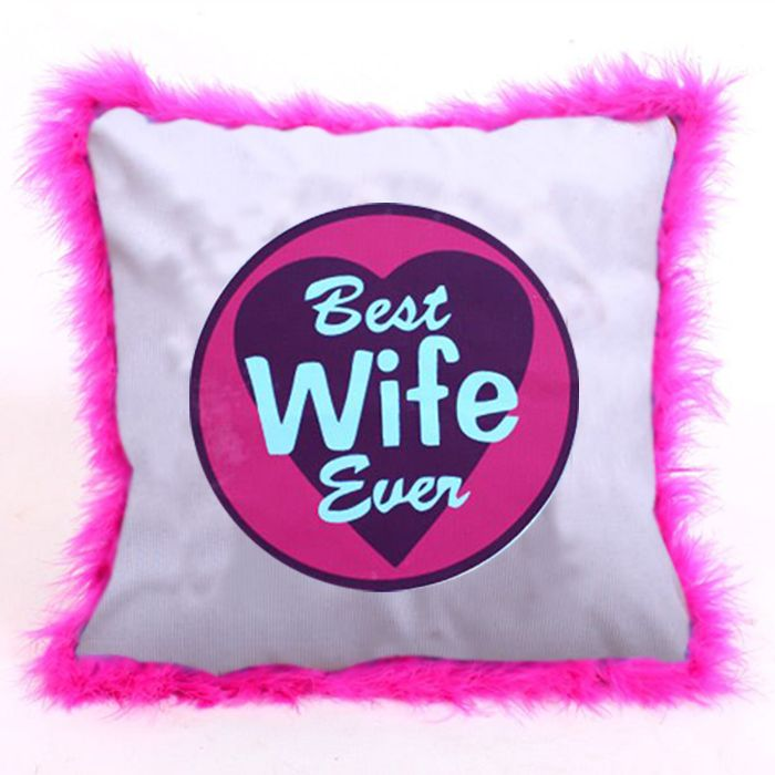 Best Wife Ever Cushion