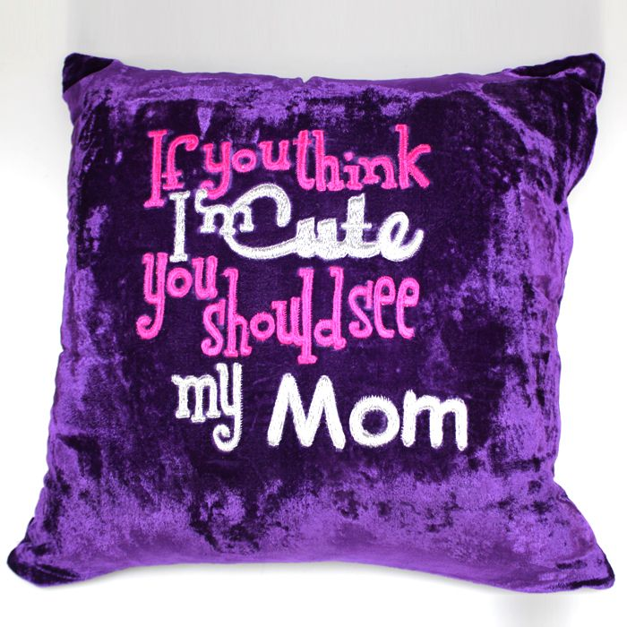 Cute Mom Cushion