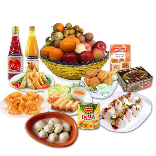 Jumbo Iftar Package for Family