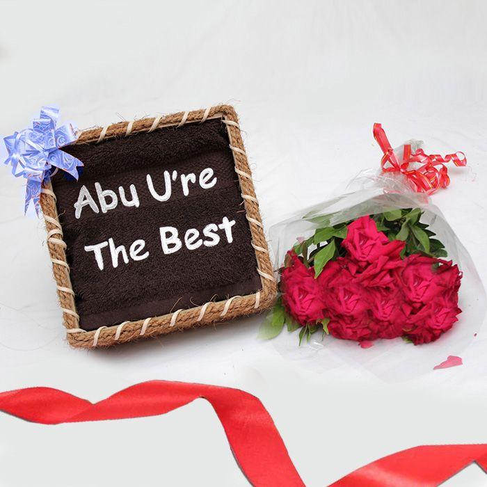 Blessings for Abbu Jee