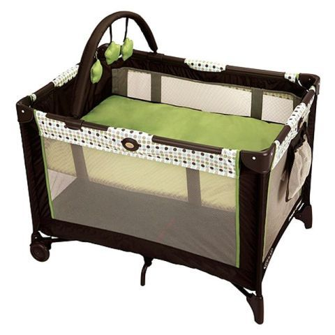 Play Pan - Travel Cot