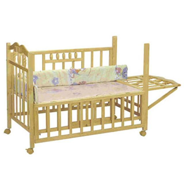 Baby Crib (Cot Bed)