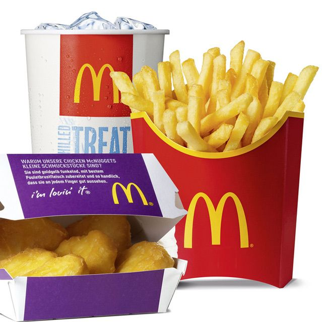 McNuggets Deal (4 People)